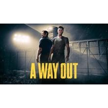 A Way Out (Origin account) Multilanguage