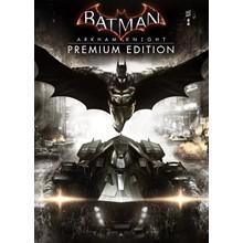 Batman: Arkham Knight Premium Edition Xbox S X🔑