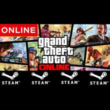 ⭐️ STEAM ⭐️ GTA 5 ОНЛАЙН (GLOBAL) Grand Theft Auto V