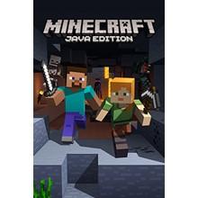 Minecraft (JAVA EDITION GLOBAL) LICENSE🔥
