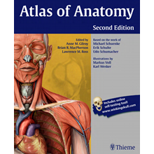 Gilroy A.M. Atlas of Anatomy