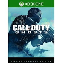 Call of Duty: Ghosts Digital Hardened Edition Xbox 🌍🔑