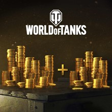 🔥25 000 GOLD  World of Tanks | WOT only XBOX 🌍