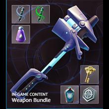 Dauntless: Arcslayer Impact Hammer Bundle