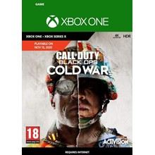 🎮Call of Duty:Black Ops Cold War - Standard Xbox🔑Key