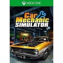 🌍Car Mechanic Simulator XBOX ONE / SERIES X|S / KEY 🔑