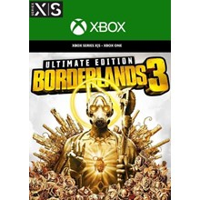 BORDERLANDS 3: ULTIMATE EDITION XBOX ONE & SERIES X S🔑