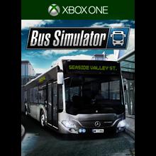 Bus Simulator  XBOX ONE & SERIES X S🔑Key🌏💳