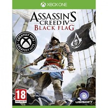 ASSASSIN'S CREED® IV BLACK FLAG XBOX ONE & SERIES X S🔑