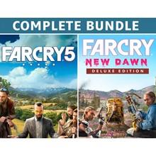 Far Cry New Dawn - Complete Bundle (UPLAY KEY / RU/CIS)