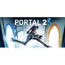 Portal 2 (Steam key) RU CIS