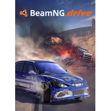 BeamNG.drive (Account rent Steam) PLAYKEY/GFN