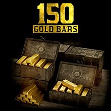 🌍 150 Gold Bars for Red Dead Redemption 2 XBOX 🔥