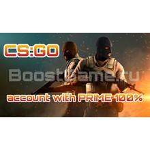 CS:GO [PRIME] 🔥 + Medal from 1-4 ✅