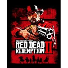 RED DEAD REDEMPTION 2 (ROCKSTAR KEY) + GIFT