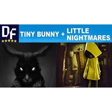 🐇 TINY BUNNY +Little Nightmares STEAM account ✔️PAYPAL