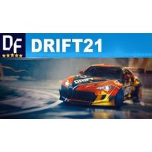🏎 DRIFT21 [STEAM] account, offline 🌍Global ✔️PAYPAL