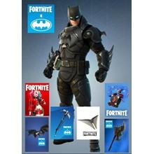 Fortnite - Armored Batman Zero Skin (DLC) GLOBAL