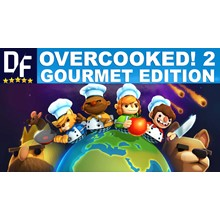 👨 Overcooked! 2 Gourmet Edition STEAM account 🌍GLOBAL