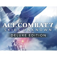 ACE COMBAT 7: SKIES UNKNOWN DELUXE (STEAM) + GIFT
