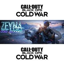 Zeyna Cold Blooded Bundle