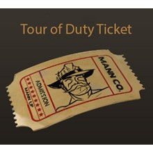 Tour of Duty Ticket (TF2)