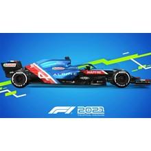 F1® 2021 DELUXE EDITION STEAM + LIFETIME WARRANTY  🟢