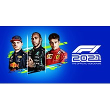 F1® 2021 DELUXE EDITION STEAM + GLOBAL 🌏
