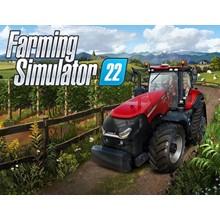 Farming Simulator 22 + BONUSES (Steam KEY) + GIFT