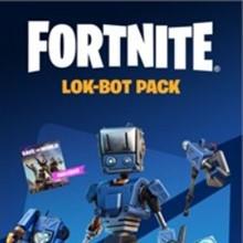(FORTNITE) Lok-Bot Pack XBOX + GIFT