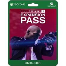 HITMAN™ 2 - Expansion pass🔑XBOX ONE & SERIES X S🌏💳