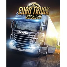 Euro Truck Simulator 2 GOTY (Account rent Steam)