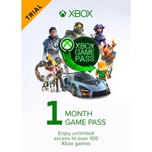 ✔️XBOX GAME PASS ULTIMATE 30 DAYS + EA PLAY ⭐ ⭐ ⭐