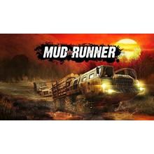 MudRunner + 3 DLC | Full access | Online 🔥