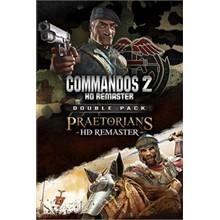 Commandos 2& Praetorians:HD Remaster Double Pack XBOX🔑