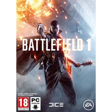 Battlefield 1 Standard edition (Origin/Global)⭐️