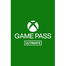 Xbox Game Pass Ultimate 12+1Month XBOX & PC+cashback%12