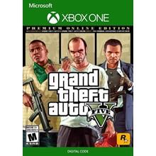 ✅Grand Theft Auto V Premium Edition XBOX GTA V Key✅