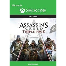 ✅Assassin´s Creed Triple Pack XBOX Key✅