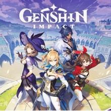 Genshin Impact: Prime Gaming Bundle #1. Region Free