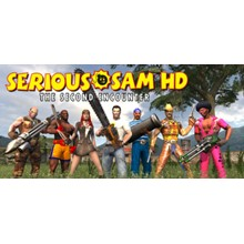 Serious Sam HD: The Second Encounter [SteamGift/ROW]