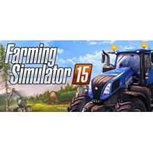 Farming Simulator 15 [SteamGift/RU+CIS]