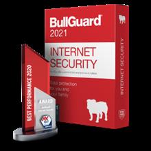 BullGuard Internet Security 1 year/ 3 PC (key)