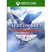 ✅ ACE COMBAT 7: SKIES UNKNOWN Deluxe XBOX Key 🔑