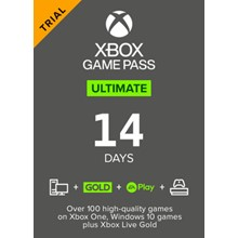🉑Xbox Game Pass ULTIMATE 14 Days+EA Play+1month
