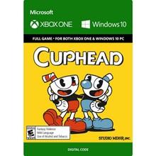 Cuphead 🔑XBOX ONE & SERIES X S & Win10🌏💳