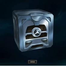 EUW League of Legends Masterwork chest whith keys