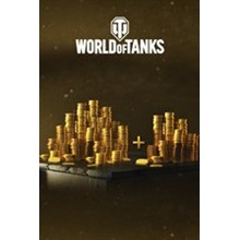 🌎 3000-25 000 Gold for World of Tanks XBOX ONE / S|X