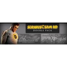Serious Sam HD: Double Pack [SteamGift/RU+CIS]