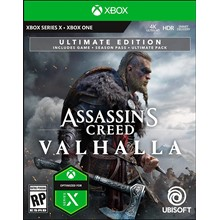 Assassin´s Creed Valhalla Ultimate Edition Xbox KEY
